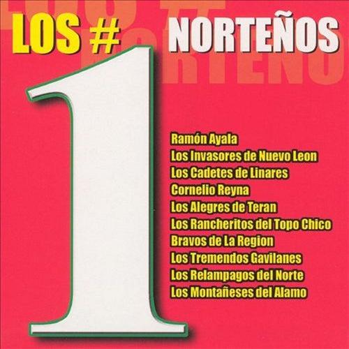 Los # 1 Nortenos by Various Artists