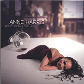 Wine and Poetry by Anne Harris