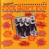 Rock Don't Run Vol. 1 by Various Artists
