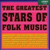 The Greatest Stars Of Folk Music de Various Artists