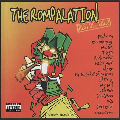 The Rompalation... Best Of Vol. 2 by Various Artists