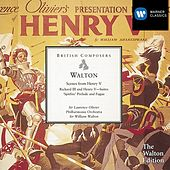 Walton: Henry V - Scenes from the film, and other film music von Sir William Walton
