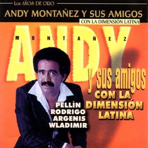 Con La Dimensión Latina by Andy Montañez