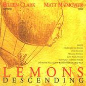 Lemons Descending by Eileen Clark