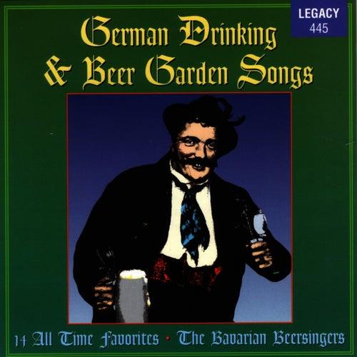 German Drinking & Beer Garden Songs by The Bavarian Beersingers