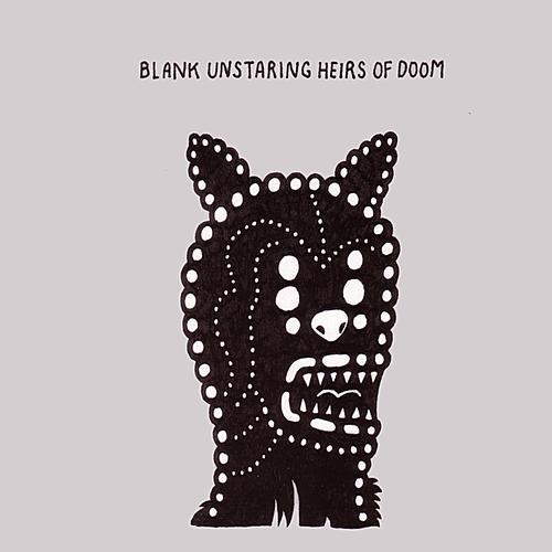 Blank Unstaring Heirs Of Doom by Jana Hunter