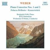 Piano Concertos Nos. 1 and 2 by Carl Maria von Weber