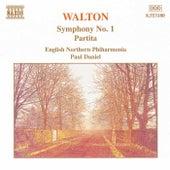 Symphony No. 1 / Partita by Sir William Walton