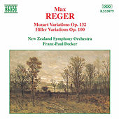 Variations and Fugues, Opp. 100 and 132 by Max Reger