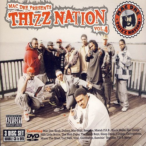 Thizz Nation Vol. 4 by Various Artists