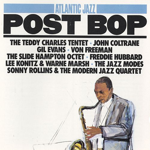 Atlantic Jazz: Post Bop by Various Artists
