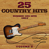 25 No.1 Country Hits Vol. 2 by Various Artists