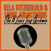 Ella & Louis Sing Gershwin von Ella Fitzgerald