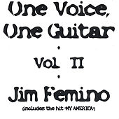 One Voice, One Guitar - Vol. 2 de Jim Femino