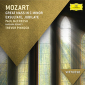 Mozart: Great Mass in C Minor; Exsultate Jubilate di Gabrieli Consort & Players