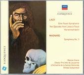 Liszt: Eine Faust-Symphonie; Magnard: Symphony No.3 de Werner Krenn