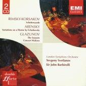 Russian Orchestral Works de Sir John Barbirolli