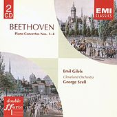 Beethoven Piano Concertos Nos. 1-4 by George Szell