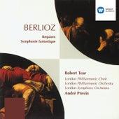 Grandes Messe des Morts/ Symphonie Fantastique - Berlioz de Andre Previn
