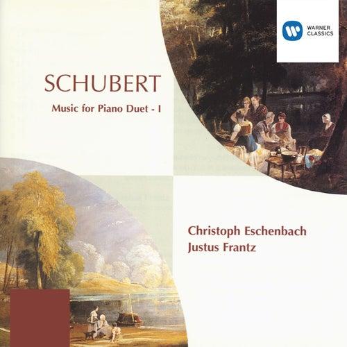 Schubert: Six Grandes Marches et Trios, D819 etc by Justus Frantz
