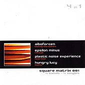 Square Matrix 001 by Various Artists