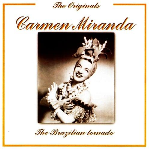 The Brazilian Tornado by Carmen Miranda