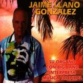 Su Organo Con Big Band Interpreta Música Tropical by Jaime Llano Gonzales
