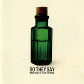 Antidote For Irony by So They Say