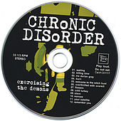 Exercising the Demons by Chronic Disorder