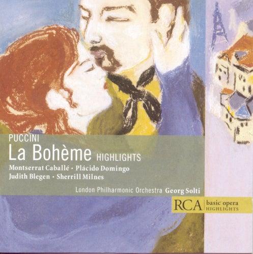 La Boheme (Highlights) (RCA) by Giacomo Puccini