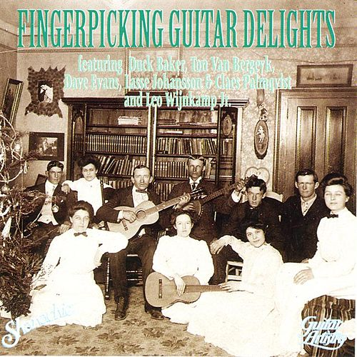 Fingerpicking Guitar Delights by Various Artists