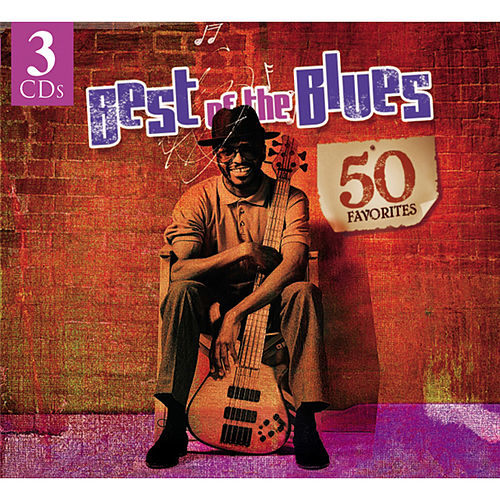 Best Of The Blues - 50 Favorites by Various Artists