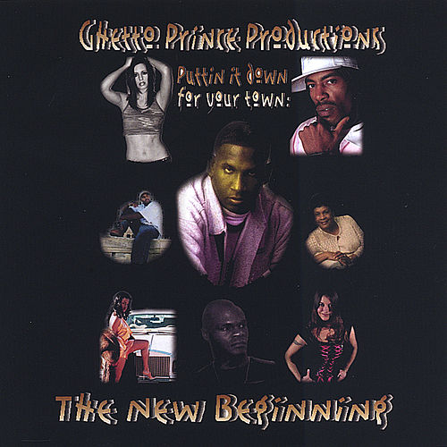 Puttin It Down For Your Town: The New Beginning by Various Artists