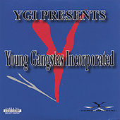 Young Gangstas Incorporated Vol.1 von Various Artists
