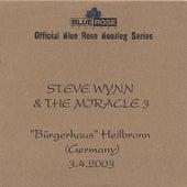 Official Blue Rose Bootleg Series by Steve Wynn