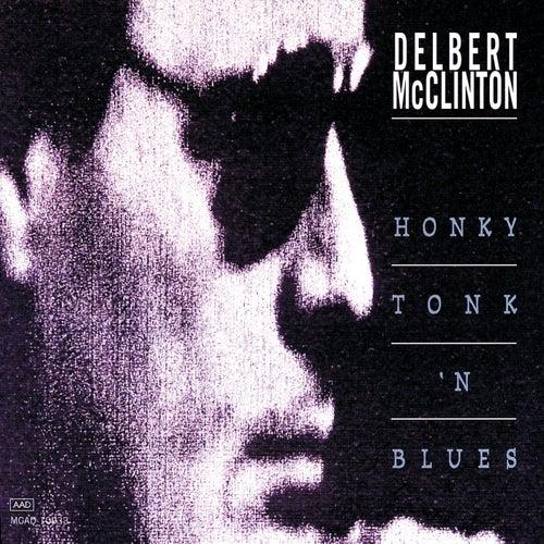 Honky Tonk 'N Blues by Delbert McClinton