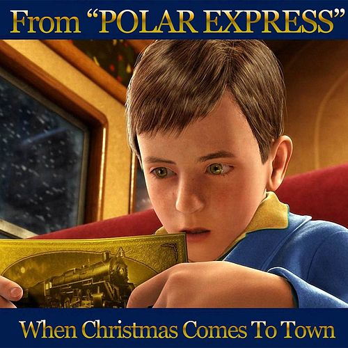album - When Christmas Comes To Town