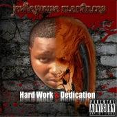 Hardwork and Dedication by Jewleyouse Merances