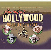 Swinging Hollywood Hillbilly Cowboys by Various Artists