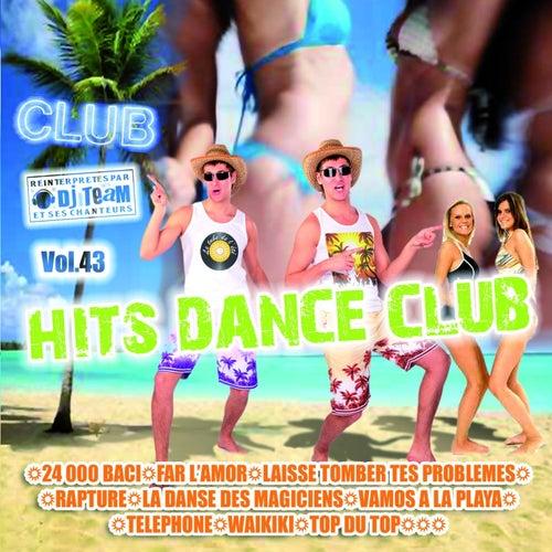 Hits Dance Club, Vol. 43 by Dj Team