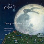 Bunny in the Moon by Didi Pop