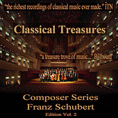 Classical Treasures Composer Series: Franz Schubert Edition, Vol. 2 von Various Artists