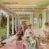 Faure, G.: Ballade, Op. 19 / Berceuse, Op. 16 / Elegie, Op. 24 / Violin Concerto, Op. 14 / Romance, Op. 69 / Fantaisies - Opp. 79, 111 by Various Artists