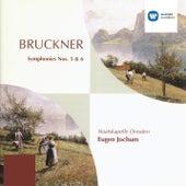 Bruckner: Symphonies Nos. 5 & 6 by Staatskapelle Dresden