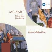 Mozart Piano Trios etc. by Wiener Schubert Trio