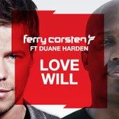Love Will de Ferry Corsten