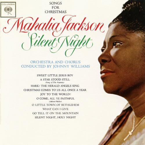 Silent Night by Mahalia Jackson