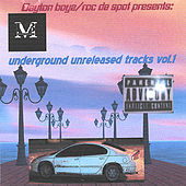 Underground Unreleased Tracks Vol.1 de Various Artists