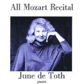 All Mozart Recital by June De Toth