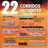 22 Corridos Ardientes by Various Artists